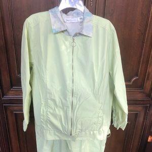 Susan Bristol Capri Pants, Jacket & Blouse